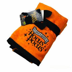 Disney It's Just A Bunch of Hocus Pocus Halloween Bathroom Hand Towels 2 Pack