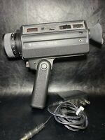 VINTAGE BELL & HOWELL 8mm 2103 XL MOVIE CAMERA TESTED/WORKING