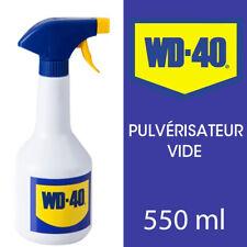 WD40 Pulvérisateur 550ml - VIDE - WD-40