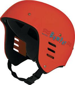 Bumper Helmet - RED - Adult - Kayak,Canoe,Sail,Watersports,Centre,Instructor