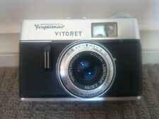 Vintage Voigtlander Vitoret camera with original case