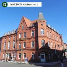 6 Tage Urlaub Hotel Zur Eldenburg in Lübz Mecklenburger Seenplatte mit Frühstück