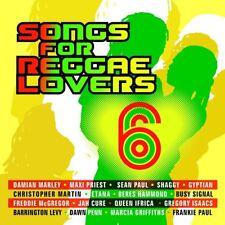 SONGS FOR REGGAE LOVERS VOL.6    2 CD NEU