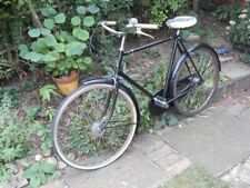 More details for vintage 1940's raleigh gents all steel cycle