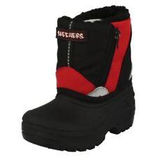 Bottes noirs Skechers pour garçon de 2 à 16 ans