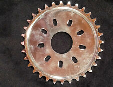 80cc engine motor bike parts - 40 teeth dish sprocket only ( no mount)