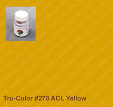 278 Tru-Color Paint ACL Yellow