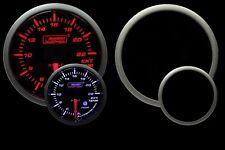Premium Exhaust Gas Temperature Gauge 52mm w/Peak Recall & Warning Amber/White