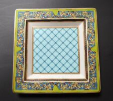 Versace Rosenthal square ash tray, plate.Russian Dream.New. Very rare.
