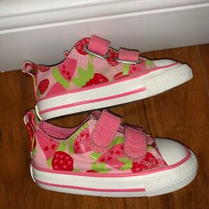 Girls Converse All Star Slip On shoes 5