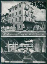 Novara Arona Foto FG cartolina ZK2550