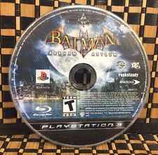 Batman: Arkham Asylum (Sony PlayStation 3) USED (DISC ONLY)#10454