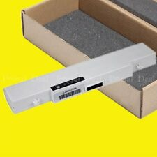 Silver Battery for Samsung Laptop AA-PB9MC6S AA-PB9MC6W AA-PB9MC6B AA-PB9NS6B
