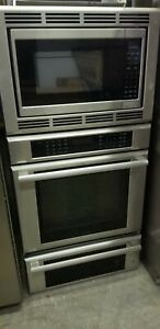 Thermador Triple Combo Wall Oven
