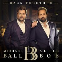 Michael Ball Alfie Boe Back together CD Greatest Showman, Circle Of Life + more