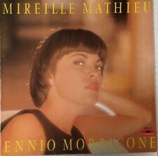 MIREILLE MATHIEU -INTERPRETA A ENNIO MORRICONE- 1978 RARE CANADIAN LP CHANSON