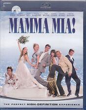 MAMMA MIA - blu-ray disc