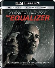 The Equalizer [New 4K UHD Blu-ray] With Blu-Ray, 4K Mastering, Dolby, 2 Pack