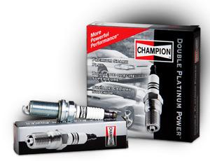 Champion Platinum Spark Plug - OE136 fits Toyota Corolla 1.6 (AE82), 1.6 EFI ...