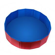 New listing Fuloon Pet Foldable Pvc Swimming Pool Pet Bathing Tub Bathtub Dogs Cats Washer