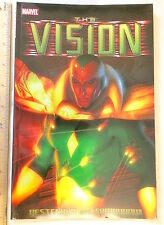 VISION YESTERDAY & TOMORROW MARVEL COMICS GRAPHIC NOVEL TPB 2005 AVENGERS 1ST ED