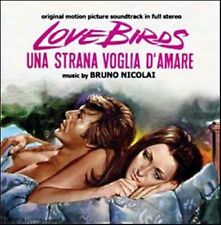 Bruno Nicolai: Love Birds (New/Sealed CD) AKA Una Strana Voglia D'Amare