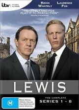 Lewis: Series 1 2 3 4 5 6 7 8 (DVD,2015)