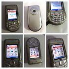 CELLULARE NOKIA 6630 GSM 3G UMTS FOTOCAMERA SIM FREE UNLOCKED DEBLOQUE