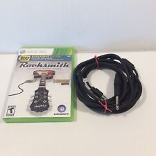 Rocksmith BEST BUY EXCLUSIVE Edition Complete with Cable for XBOX 360