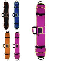 135-155cm Ski Bag Snowboard Bag Diving Fabric Skiing Board Bag Scratch-Resistant