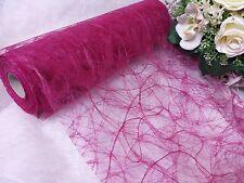 (1,18�'�/m) 5m x 30cm SIZOWEB® Tischband  pink Kommunion Hochzeit  Konfirmation