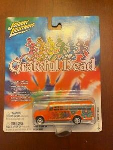 Johnny Lightning 1956 Chevy Bus Grateful Dead Collectible MIB - FREE SHIP!
