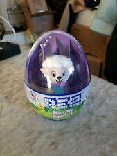 Easter Pez Mini Candy Dispenser in Egg Lamb Chick Fun Basket Filler