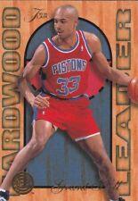 Fleer Grant Hill Basketball Trading Cards