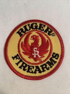 Ruger SR Firearms Logo Emblem Patch