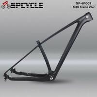 27.5er Full Carbon MTB Frame T1000 Carbon 650B Mountain Bike Frame BAS 73mm OEM
