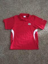 Mudcats Minor League Mens Polo Shirts Large Used