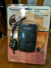 Plantronics Model A100 Telephone Headset System