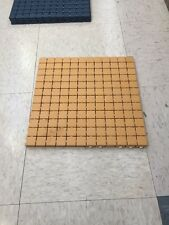 1 Sqft Daltile Keystones Group 4 Mosaic Colorbody Porcelain Mustard D181