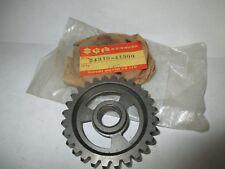 Suzuki NOS RM100, RM125, 1976-81, First Driven Gear, # 24310-41300 S-33