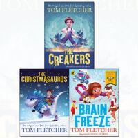 Tom Fletcher 3 Books Collection Set World Book Day 2018,Creakers,Christmasaurus