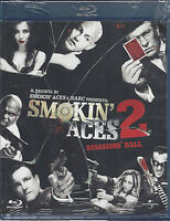 Blu-ray Disc **SMOKIN' ACES 2 ~ ASSASSINS' BALL** Nuovo Sigillato 2009