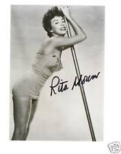 Rita Moreno-signed photo-70 - JSA COA