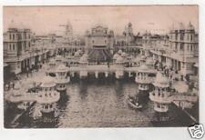 CORONATION EXHIBITION, LONDON 1911 - COURT OF HONOUR Postcard *