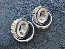 NECK STEERING BEARING SET HARLEY DAVIDSON DYNA & ALL BIG TWIN  MODEL HD