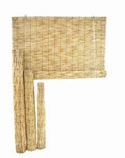ARELLA IN BAMBOO TENDA IN CANNA 1 X 3 OMBREGGIANTE SENZA CARRUCOLA DA ESTERNO