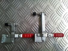 ETTC101D kurz / Waagerechtspanner Schnellspanner horizontal  Haltekraft 180 kg