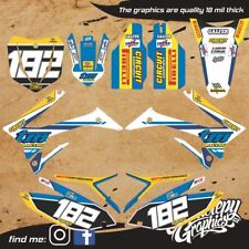 TM Racing 125- 2stroke 2015-  GRAPHICS STICKERS KIT