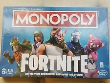 Fortnite Monopoly Board kids Game Christmas Sealed In Hand, Same Day Shipping!
