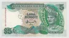 NZ Replacement RM5 Ahmad Don UNC Malaysia